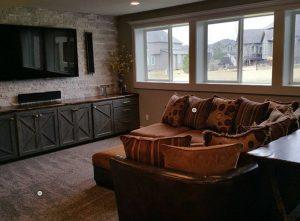 Johnson County Remodeling-Basement-Remodeling-Family-Room