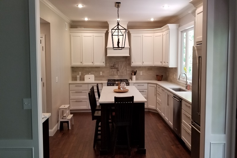 Overland Park Kitchen Remodeling. Johnson County Remodeling.