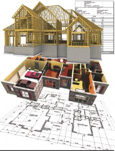 johnson county remodeling design build 3D illustrations