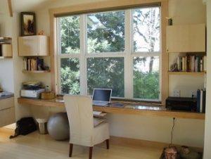 Home Office floating desk