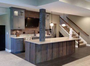 basement home remodeling